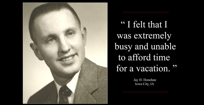 Jay H. Honohan quote